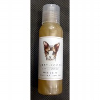 Shampoo Kucing Tubby Pooch 100ml