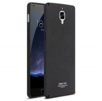 Imak Cowboy Quicksand Ultra Thin Hard Case for OnePlus 3 - Black