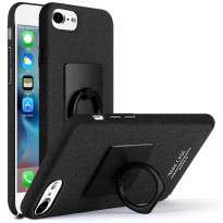 Imak Contracted iRing Hard Case for iPhone 7 - Black