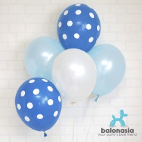 Balonasia Balon Latex Mix 10 pcs