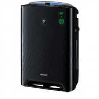 Sharp KC-A50Y-B Air Purifier - Hitam FREE BLENDER BLACK&DECKER