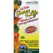 [macyskorea] Ultra Source of Life Whole Life Energy Enhancer Multi-Vitamin Natures Plus 90/16585346