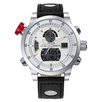 NORTH Jam Tangan Analog Digital Elegan - 6015-2 - White