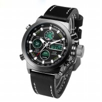 NORTH Jam Tangan Digital Analog - N6022 - Black