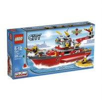 [macyskorea] LEGO City Fire Ship (7207)/16566286