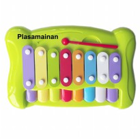 2 In 1 Xylophone/Piano  - Mainan Xylophone Anak - Ages 3+