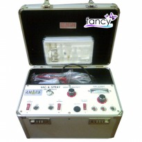 Alat FACIAL 4 FUNGSI AMARA (High Freq, Galvanic, Vacuum, Spray) / Beauty Instrument