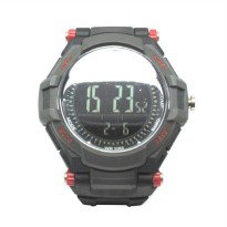 Spovan Mingo II Waterproof Sport Watch for Outdoor Traveling - Red