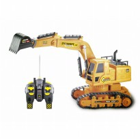 RC Excavator Power Truck Workbench 360 - Mainan Alat Berat (Beko)