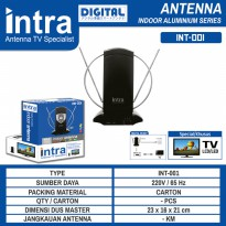 Antena Tv Indoor Digital INTRA INT-001