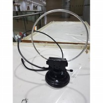 [1+1] ANTENA TV DALAM Model BULAT / ANTENA TARIK INDOOR VHF & UHF Buy 1 Get 1