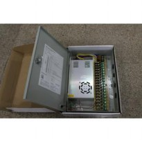 Adaptor Central Panel Box CCTV 30A with Fan