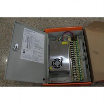 Adaptor Central Panel Box CCTV 20A with Fan
