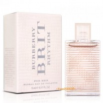 BURBERRY BRIT RHYTHM FOR HER FLORAL EDT 5ML