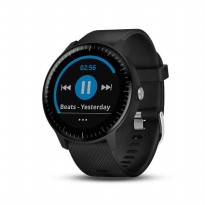 Garmin Vivoactive 3 Music - Black & Slate