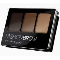 Maybelline Fashion Brow 3D Brow & Nose Palette - Grey Original
