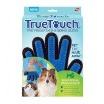 True Touch Pet Deshedding Glove - As Seen on TV