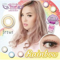 SOFTLENS DREAMCON RAINBOW NORMAL
