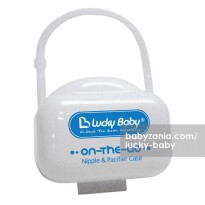 Lucky Baby On The Go Pacifier & Nipple