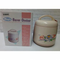 Peralatan Rumah MAGIC SAVER COOKER SIGMA 2 LITER / TAIWAN - NEW PROMO