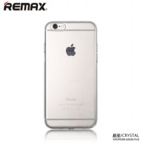 Remax Crystal Series TPU Protective Soft Case for iPhone 6s Plus - Transparent