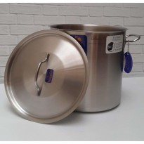 Peralatan Rumah BIMA STOCK POT CHEFS SERIES / STOKPOT UK 36CM STAINLESS 304 BP1900136
