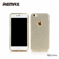 Remax Glitter Series Case for iPhone 5/5s/SE - Golden