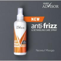 MAKARIZO ADVISOR ANTI FRIZZ 240 ML