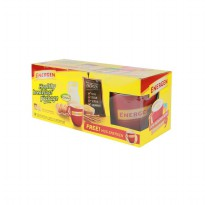 ENERGEN Sereal Pouch Isi 2x10 pcs Free Mug Cantik