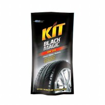 Kit Black Magic Tire Gel Pouch 200ml