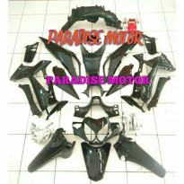 (High Quality) Full Set Body Parts Supra X 125 2007 ( 2 Lampu )