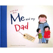 [HelloPanda] A Little Book about Me & My Dad - A book and gift card to fill in & share with your dad
