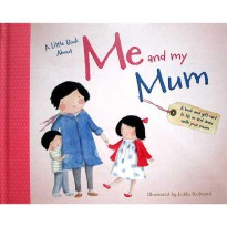 [HelloPanda] A Little Book about Me & My Mum - A book and gift card to fill in & share with your mum