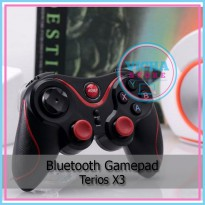 Bluetooth Gamepad - Terios X3 for Smartphone & Smart TV Box - G011003