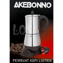 Akebonno Coffee Maker 4 cup JT 01-3 (00272.00003)