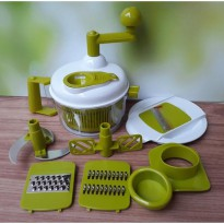 Perlengkapan Rumah CYPRUS KITCHEN HELPER MULTI CHOPPER SET CR-0061 NEW PROMO