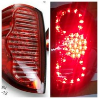 MB352-B7RE2 - STOP LAMP - LED - RED CLEAR MITSUBISHI L200 TRITON 05-10