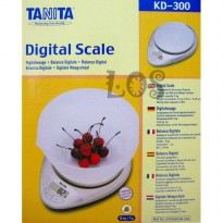 Tanita Digital Scale KD-300 (00112.00109)