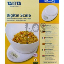 Tanita Digital Scale KD-402 (00282.00003)