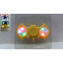 Promo! SPINNER BATMAN YELLOW