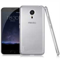 Ultra Thin TPU Case for Meizu MX 5 - Transparent