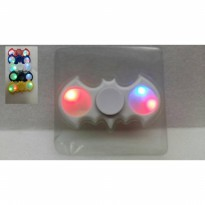 Promo! SPINNER BATMAN SILVER
