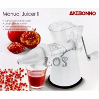 Akebonno Manual Slow Juicer II KS-0199Z (00271.00008)