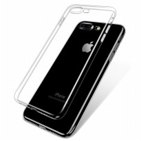 Ultra Thin TPU Case for iPhone 7 Plus - Transparent