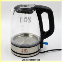 SAP Kettle Electric Transparan BR-1517 (00312.00015)