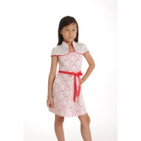 ~Cutevina~ Amour Girl Lace Dress (6-8 th) AM3099