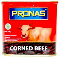 PRONAS Corned Beef 340 gr