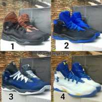 (Recommended) Sepatu Basket New Under Armour 2.5 S Curry Import