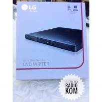 LG DVD-RW External Ultra Slim Portable DVD Writer GP65NB60