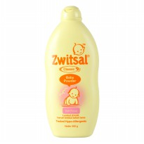 Zwitsal Baby Powder Soft Floral 300g